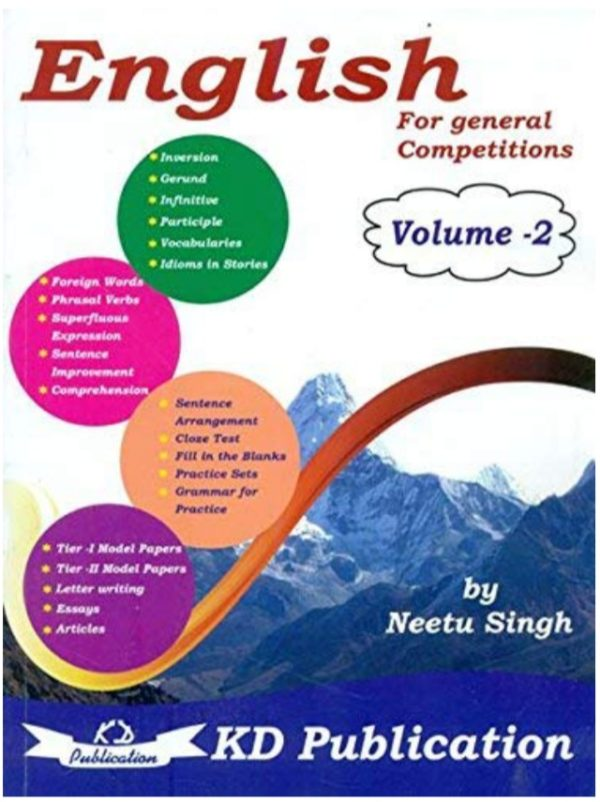 General English For Competitions Vol 2