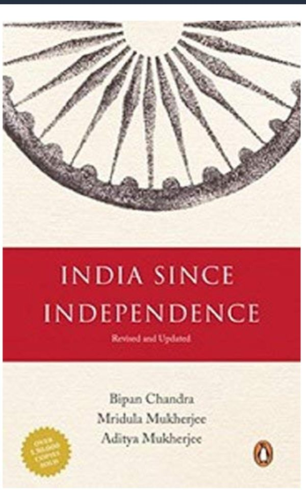 India Since Independence By Bipin Chandra