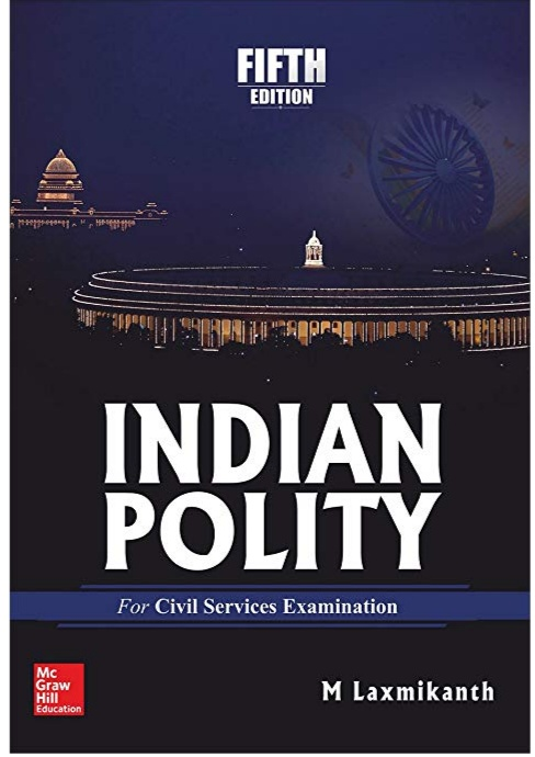 indian polity by m laxmikant