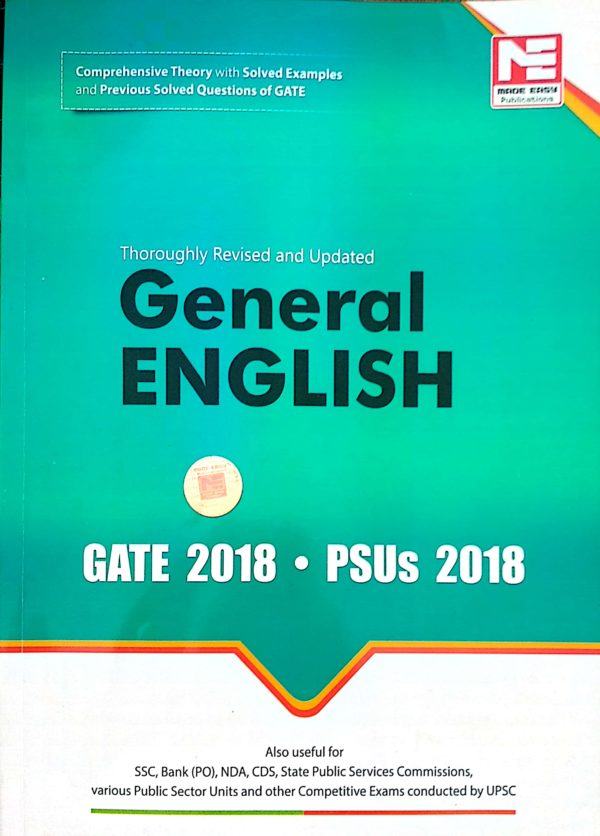 general english for gate exam