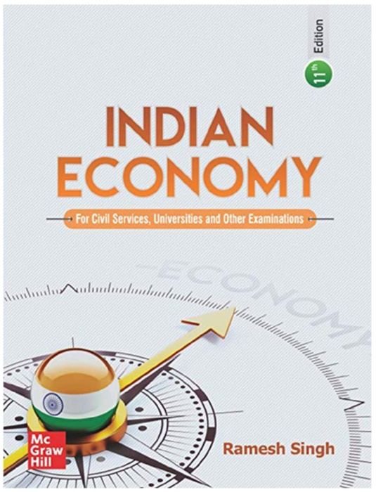 indian economy for IAS By Ramesh singh
