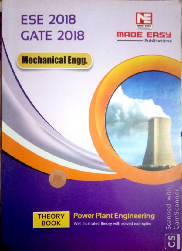 power plant engineering for gate exam