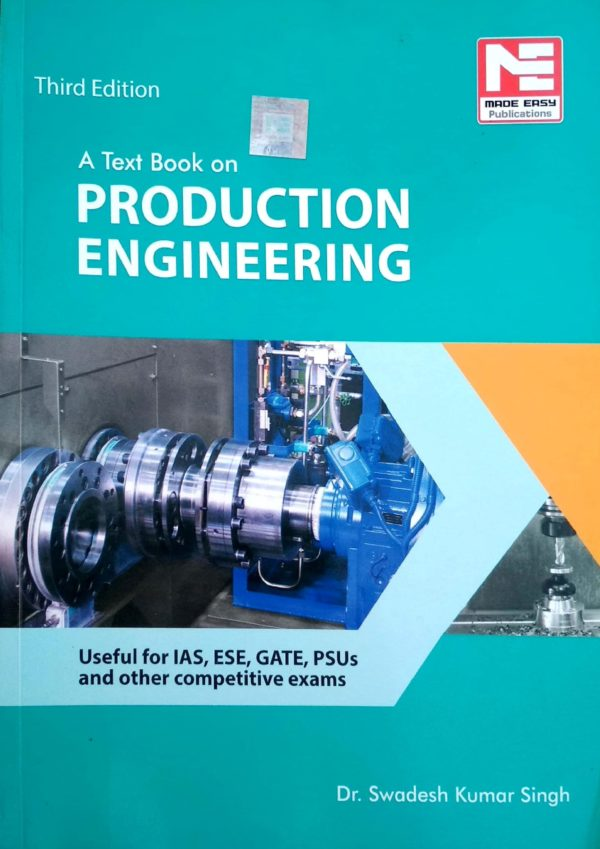 production technology by sawdesh kumar for gate exam
