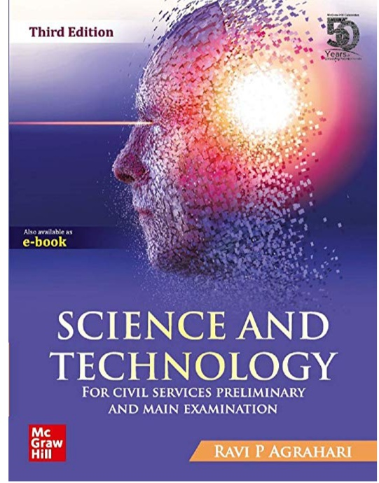 science And Technology By Ravi Agharia upsc